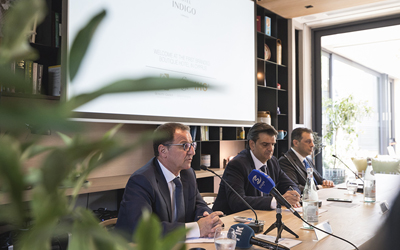 Boutique hotel brand, Hotel Indigo®, opens first hotel in Cyprus