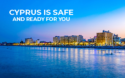 Cyprus is Safe & Ready for you