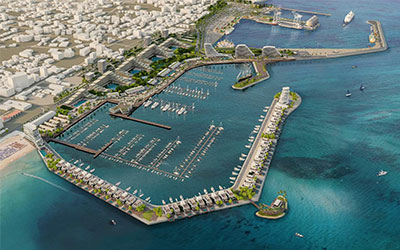 Quality Group welcomes the agreement on the development of Larnaca's Port and Marina