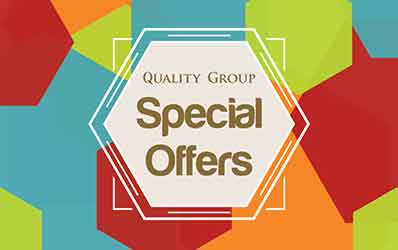 Monthly Special Offers by Quality Group
